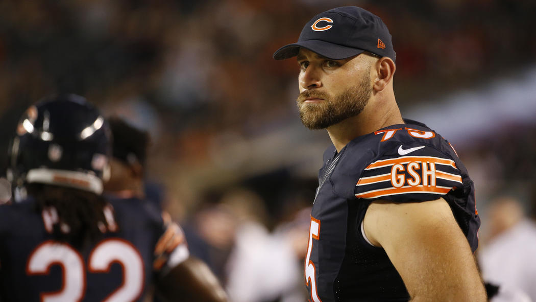 No Telling When Kyle Long Will Return From Shoulder Injury