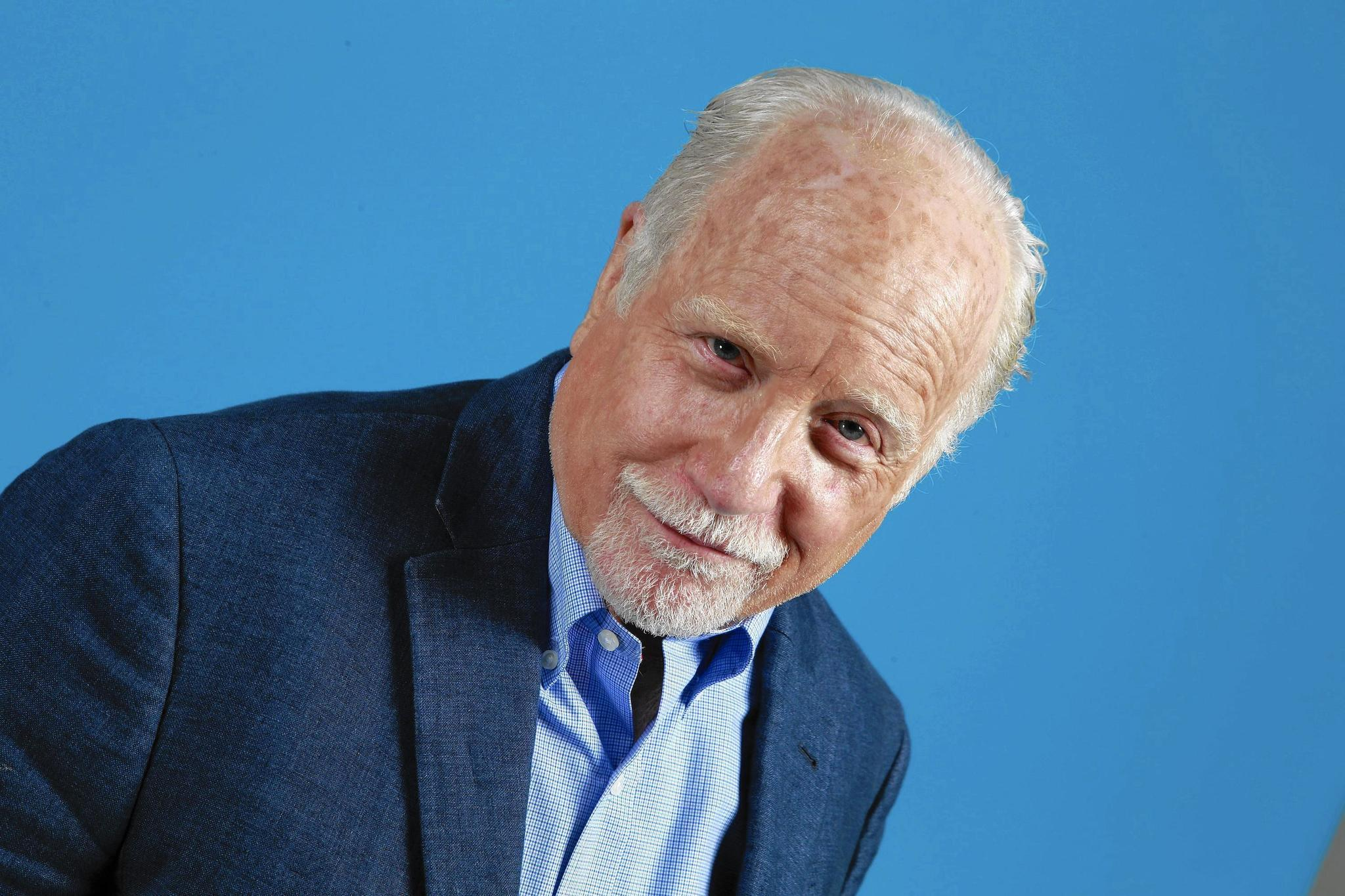 Richard Dreyfuss To Play Albert Einstein At Theaterworks Ct Now