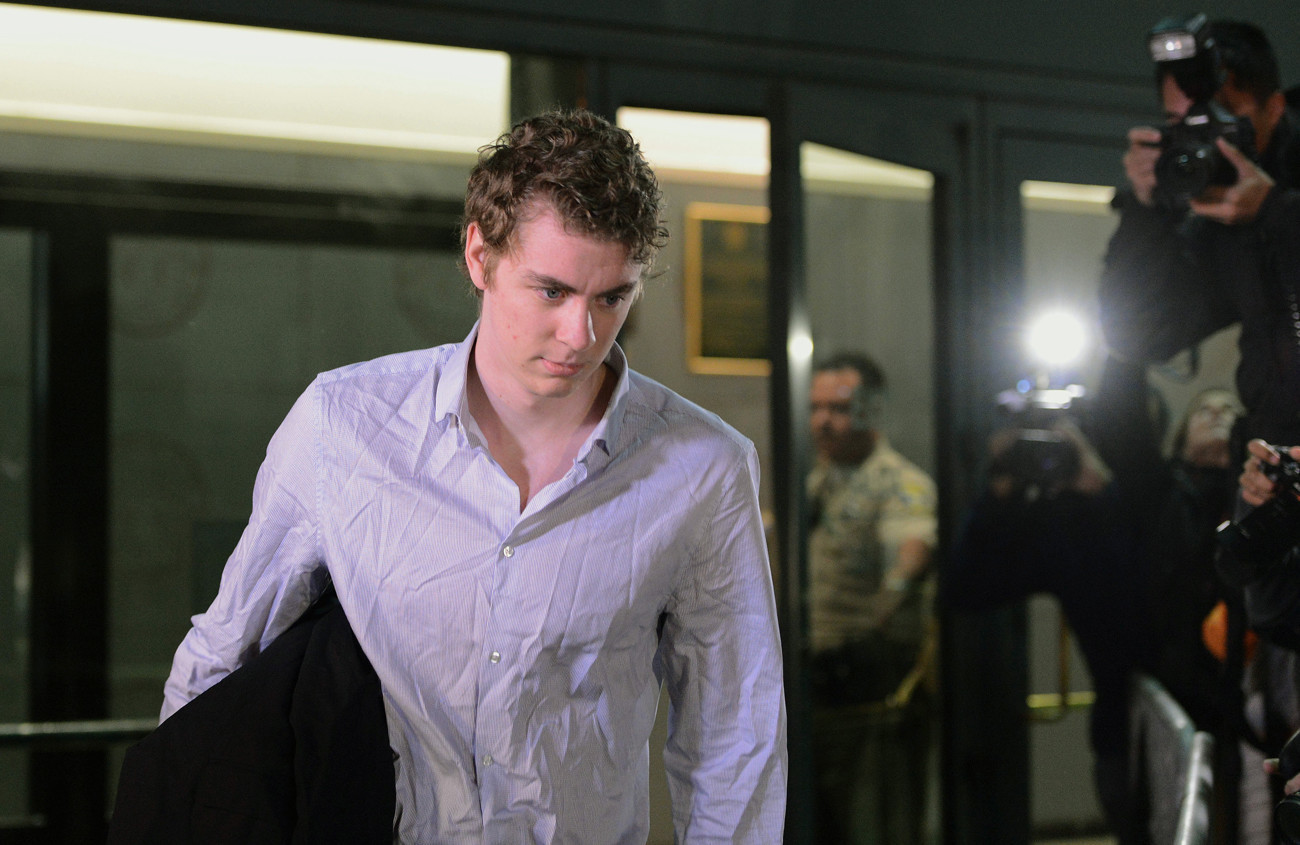 Brock Turner Leaves Jail After Serving Half A 6 Month