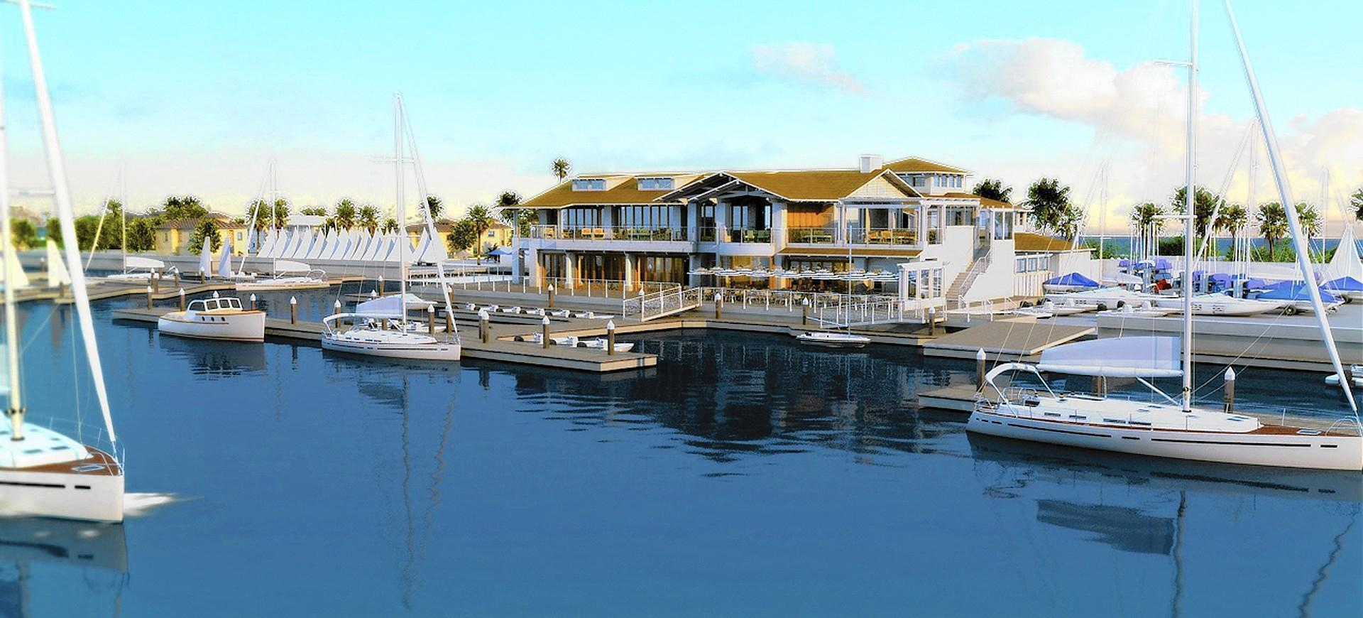 Newport Harbor Yacht Club Prepares To Replace 97 Year Old