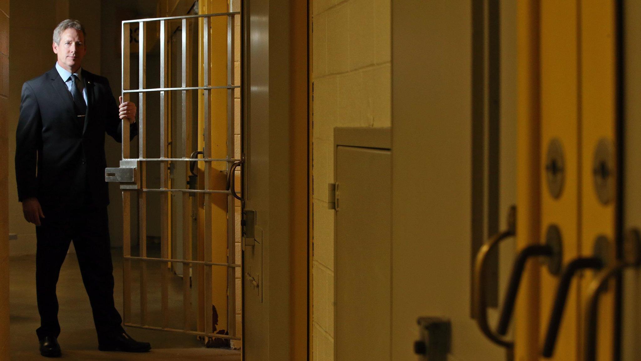 After Three Decades Corrections Director Calls It A