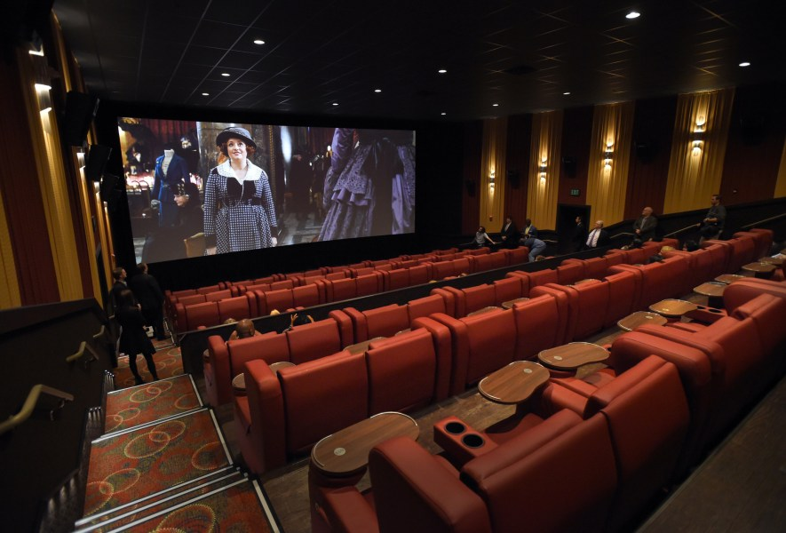 Coming soon to movie theaters near you  luxury seating  upscale     Coming soon to movie theaters near you  luxury seating  upscale dining and  other amenities   Baltimore Sun