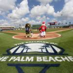 astros game Nationals win inaugural game at Ballpark of the Palm ...