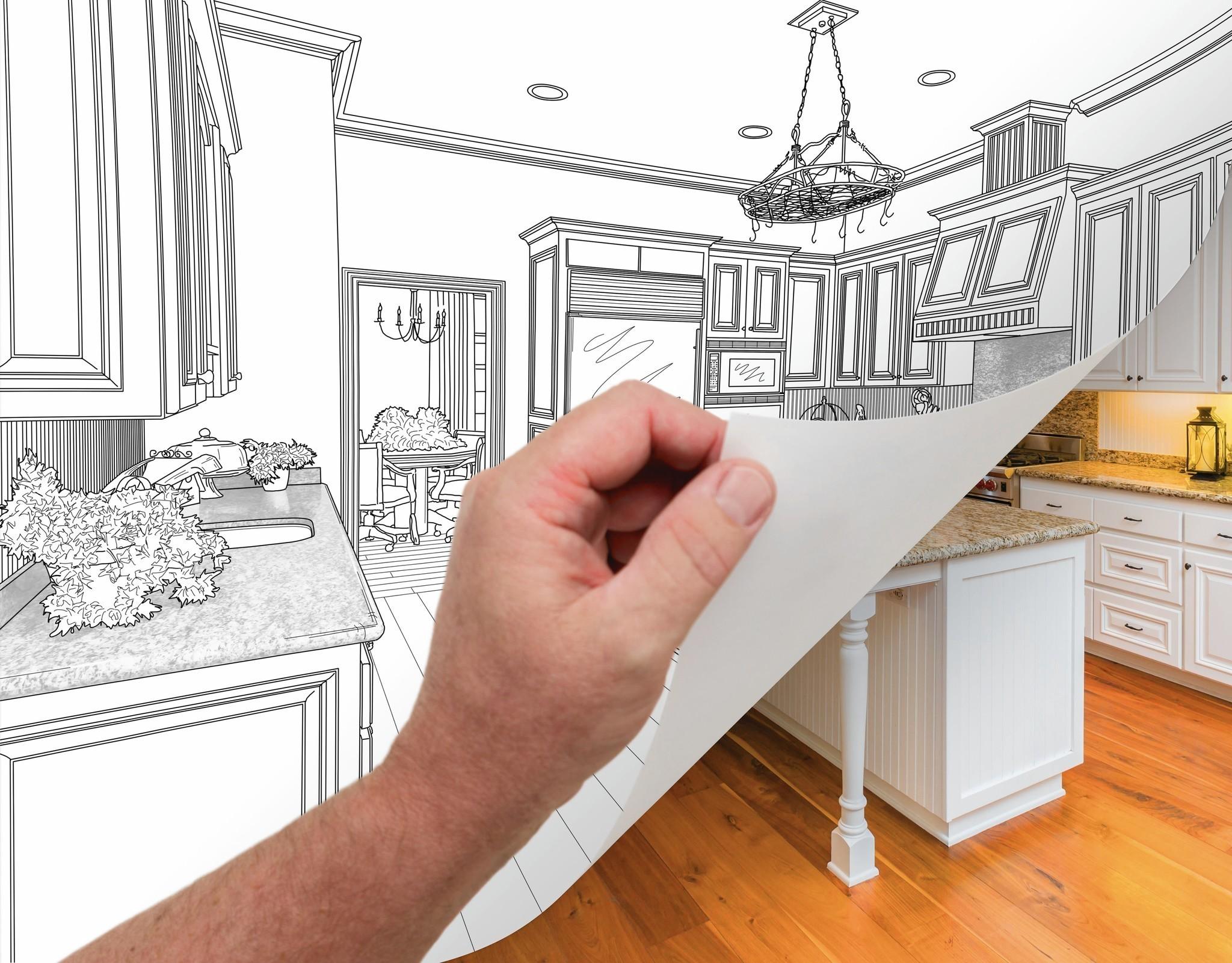 Average Cost Renovating Kitchen