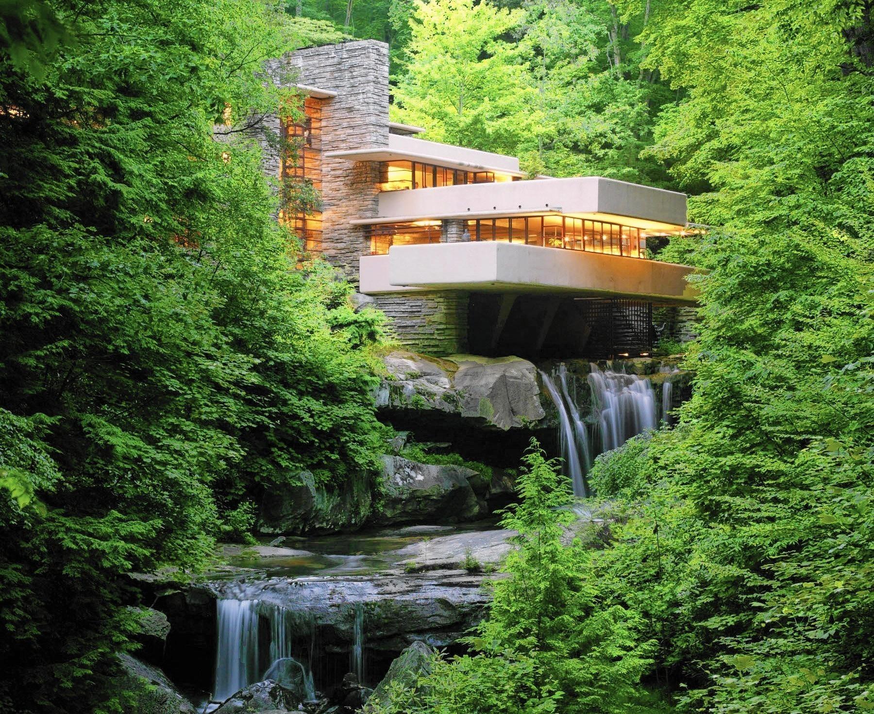 Pond Waterfall Design Construction