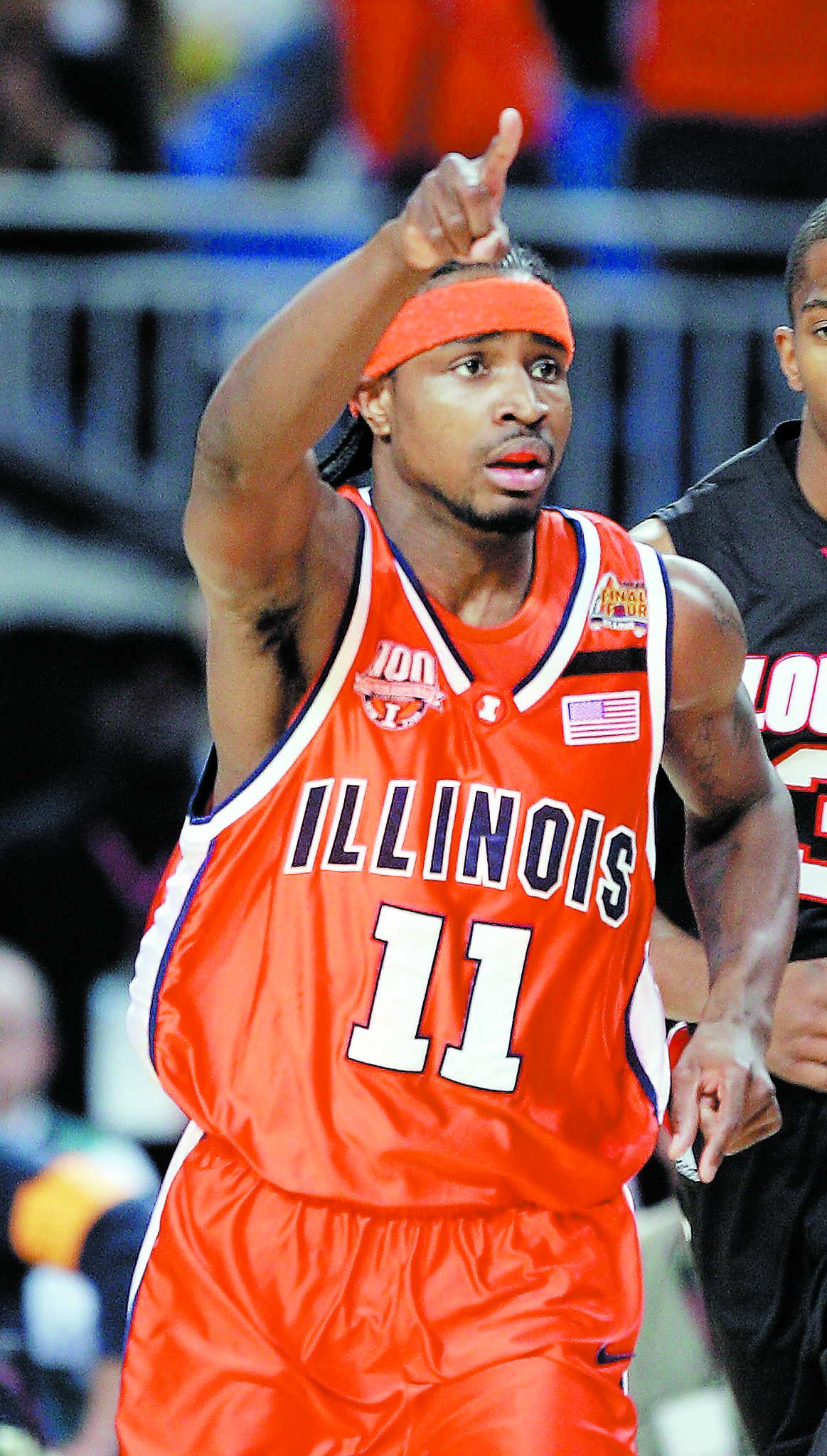 Ex Illini Star Dee Brown Officially Joins UIC Basketball