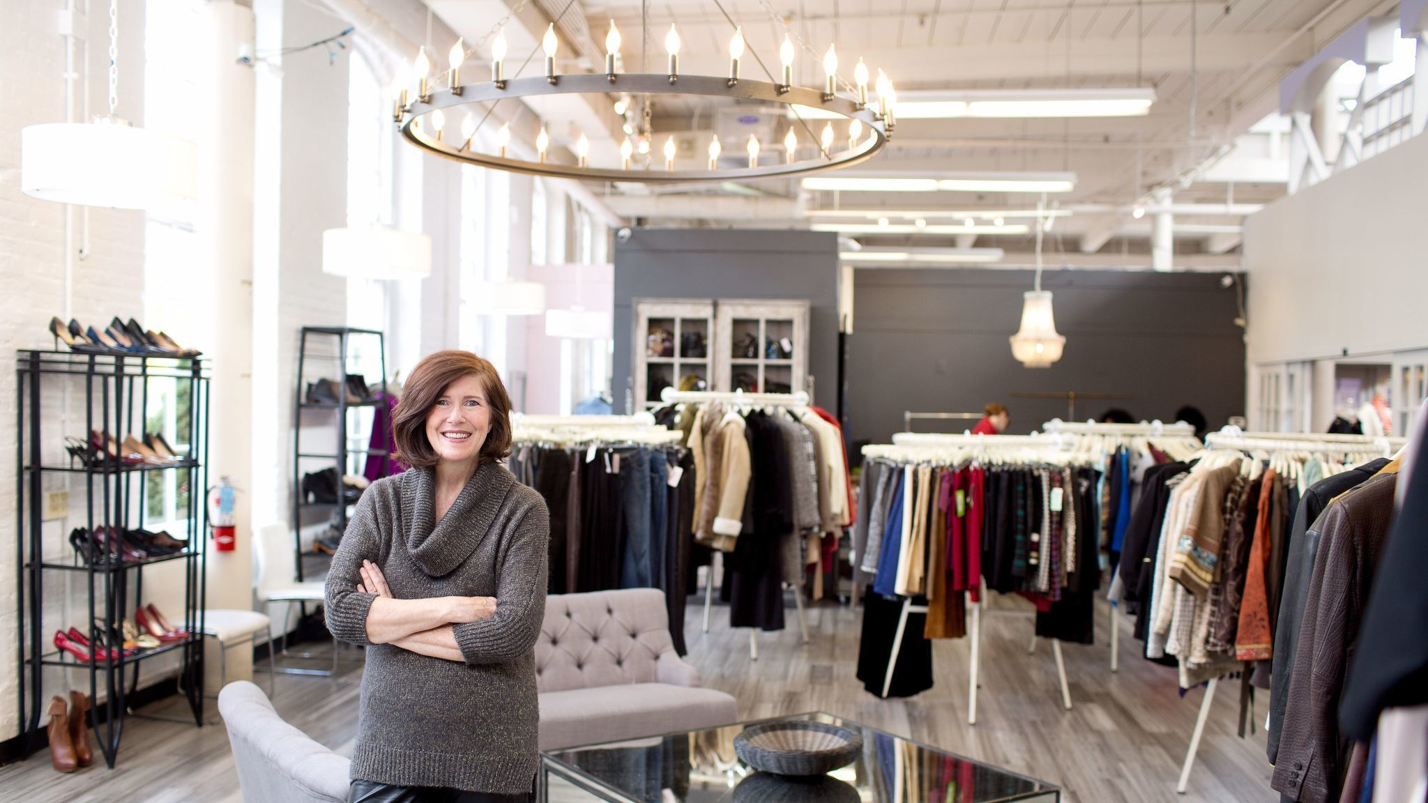 In Howard County A Boom In Secondhand Stores Brings Designer Looks For Less Howard County Times
