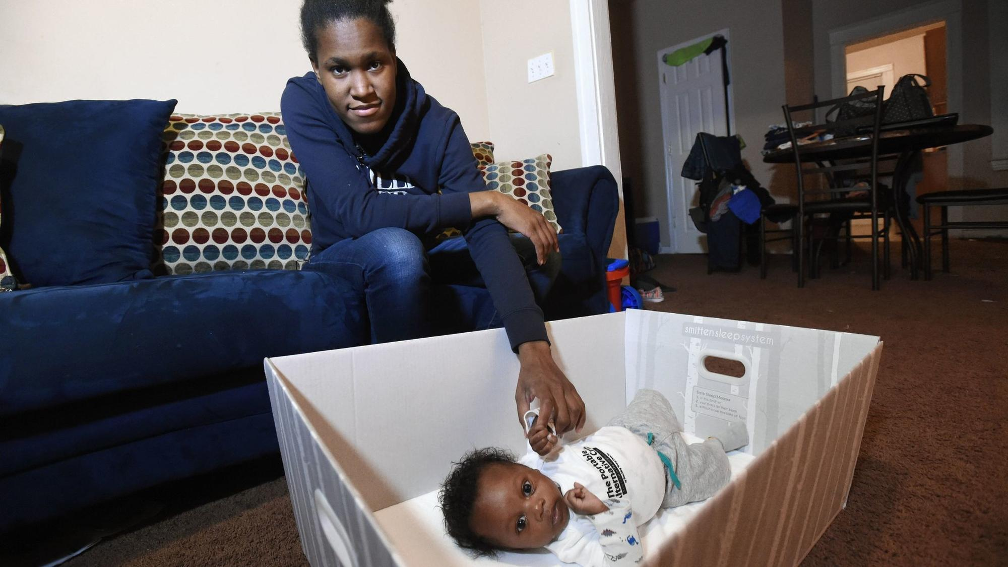 Baby Box Beds Offer Alternative To Cribs Baltimore Sun