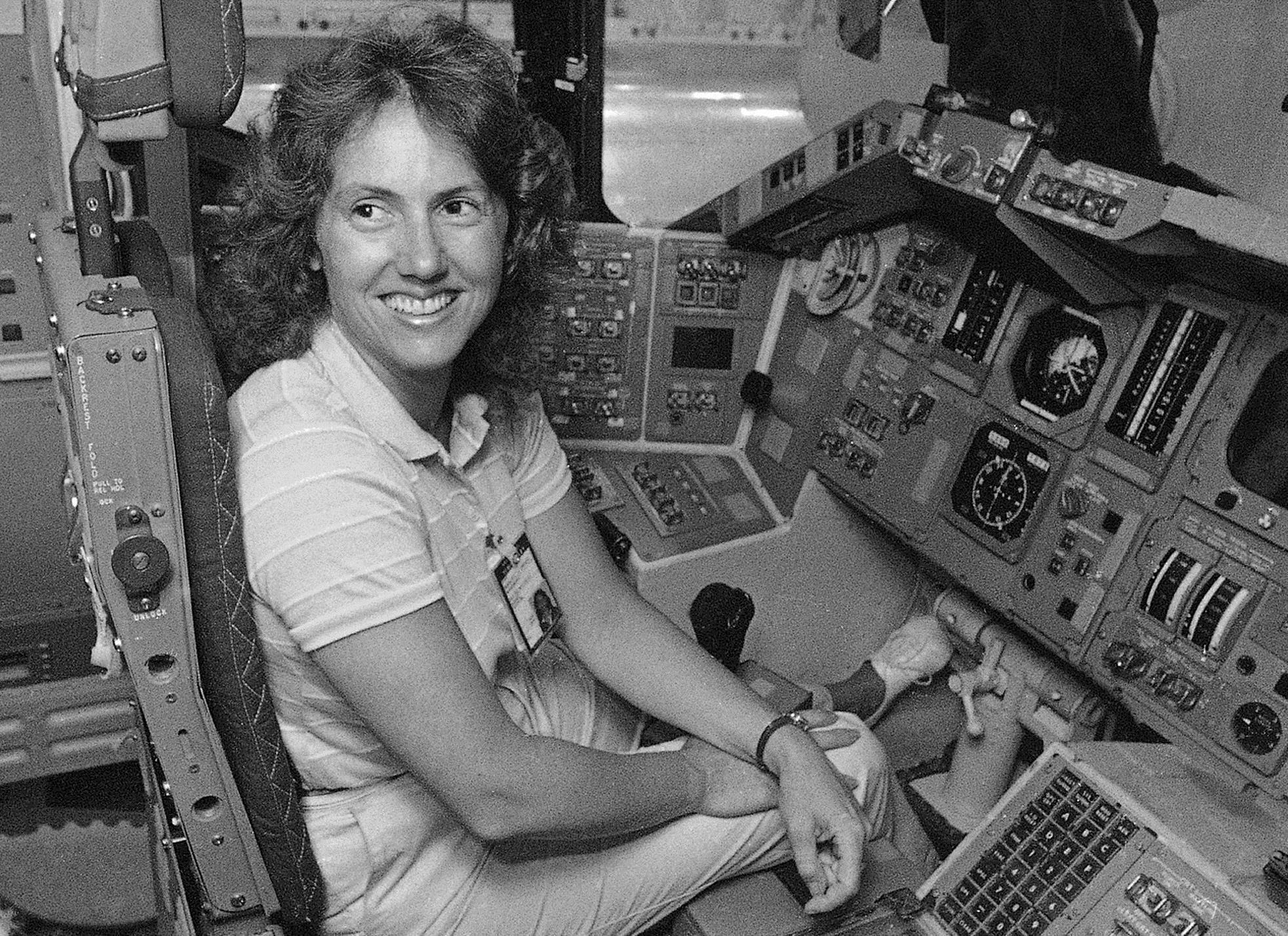 Thirty Two Years After The Challenger Disaster Christa
