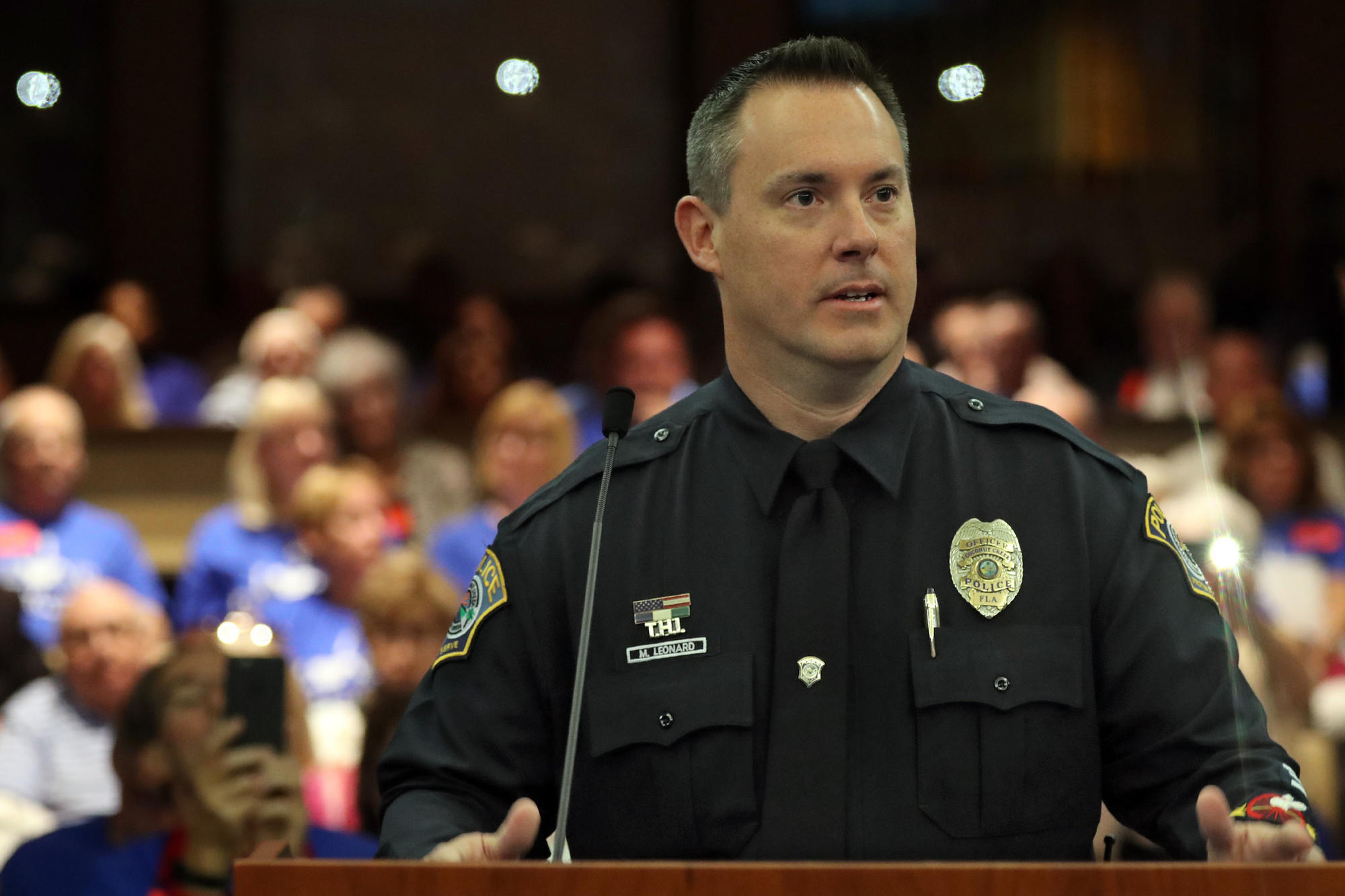 Its Not About Me Says Officer Who Caught Stoneman