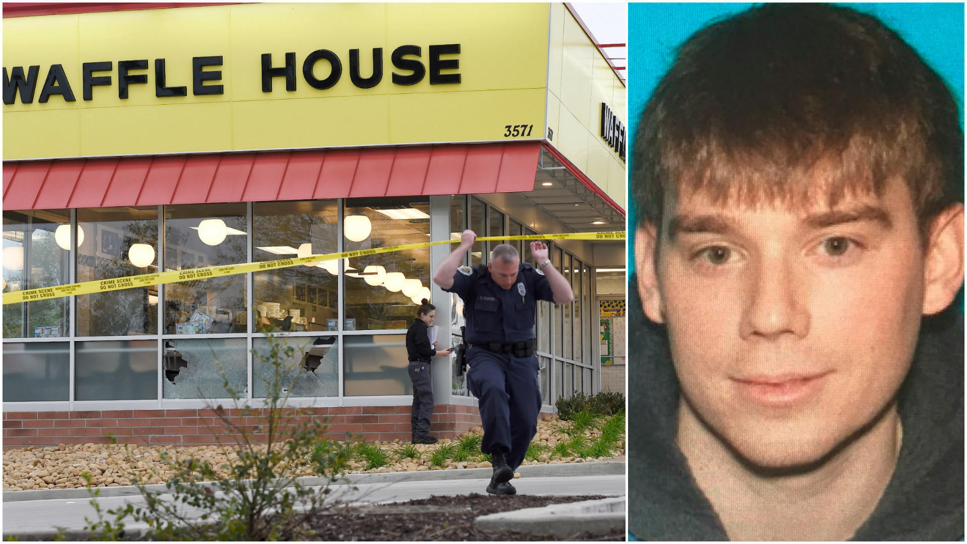 Suspect In Tennessee Waffle House Shooting Had Guns Seized