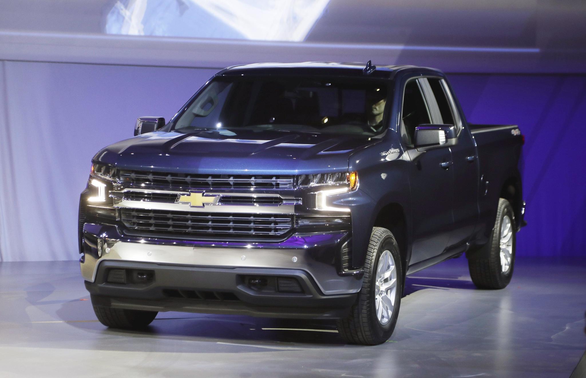 General Motors Picks Up Market Share In Pickup Truck War