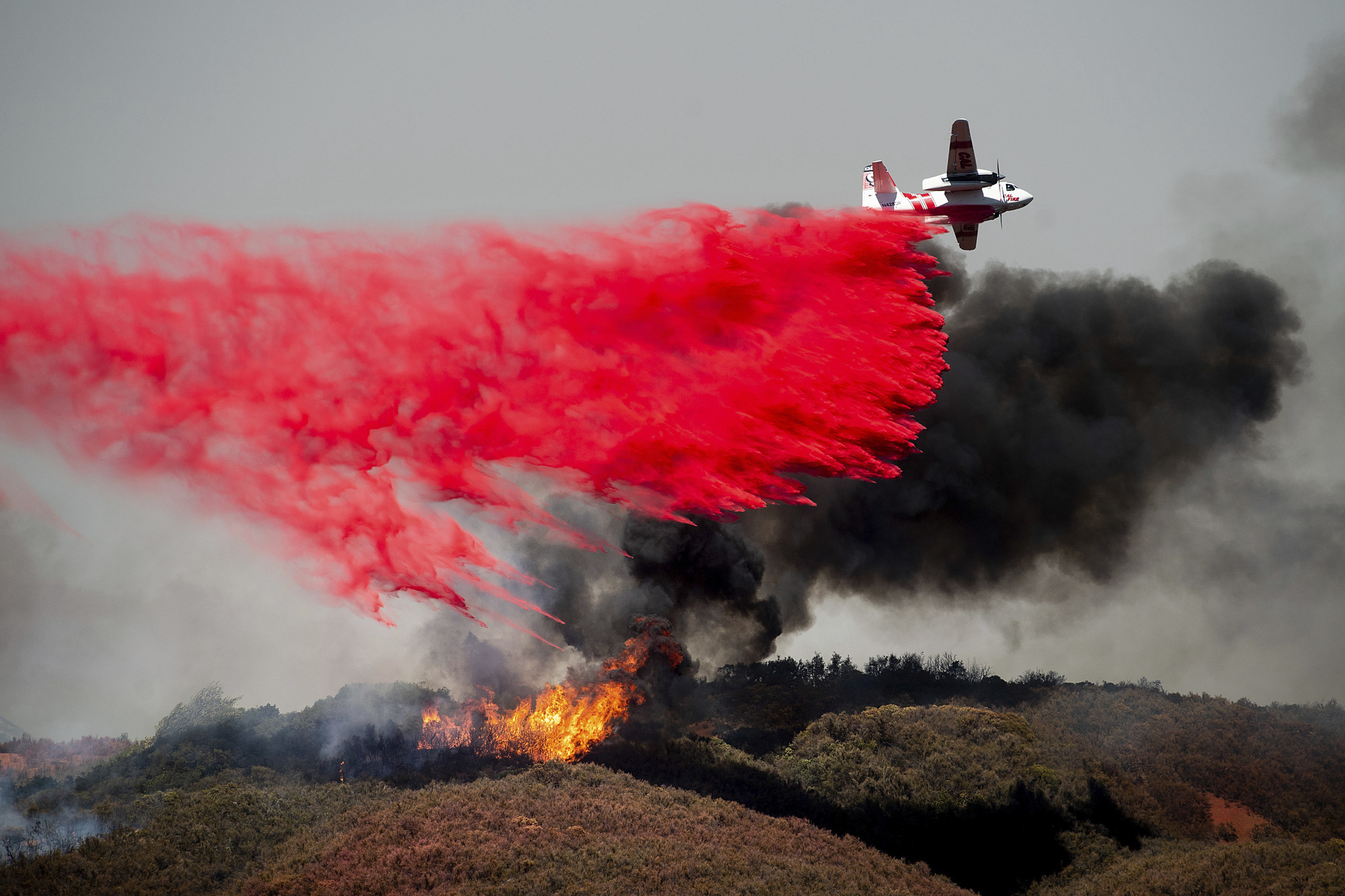 California Wildfire Now 9th Most Destructive In History
