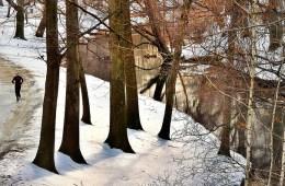 oprema za trčanje zimi