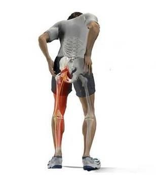 bol koji može da se spušta duž cele noge