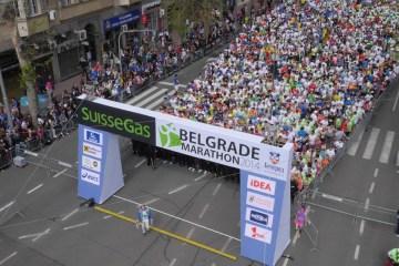 start beogradski maraton 2014