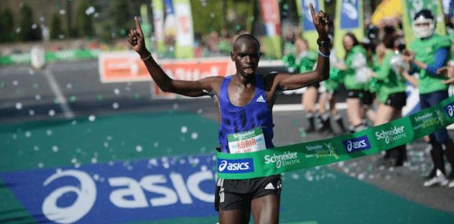 pariski maraton pobednik