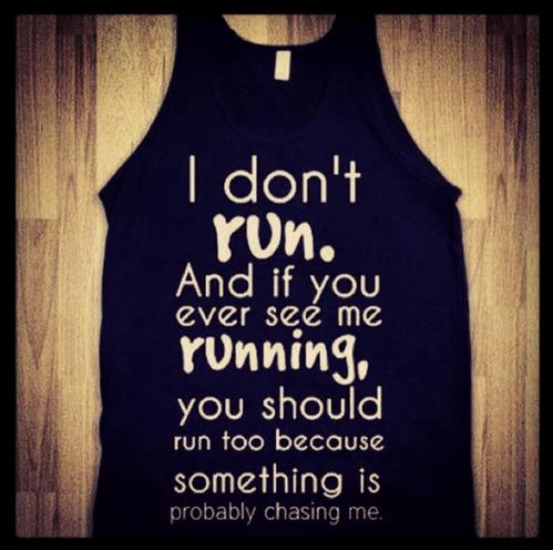 ali ipak trčim :)