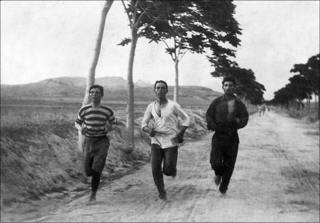 Ovako su trčali prvi maratonci 1896.