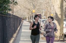 rutina u trčanju