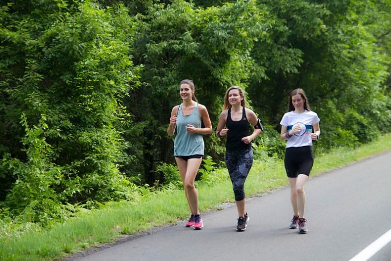 Mršavljenje trčanjem - Lagano trčanje je efikasnije za sagorevanje masnih naslaga