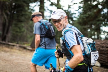 new president of the International Trail Running Association (ITRA)