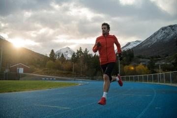 Kilian Jornet Phantasm 24 running challenge