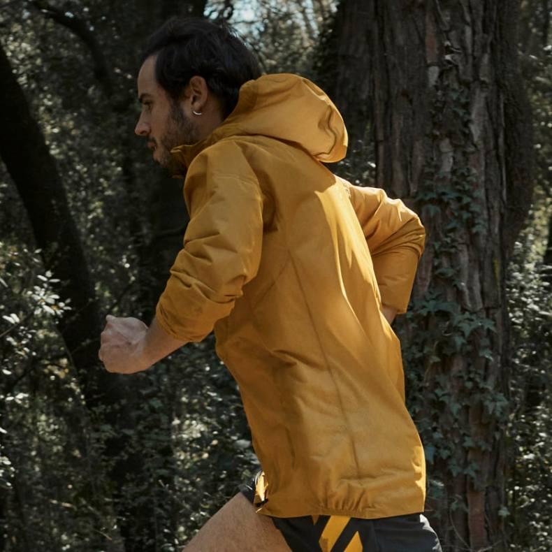 jakna za trail trčanje u jesen