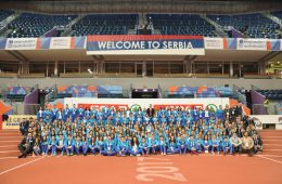 Svetsko atletsko prvenstvo u dvorani - volonteri