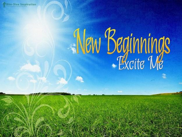 new-beginnings