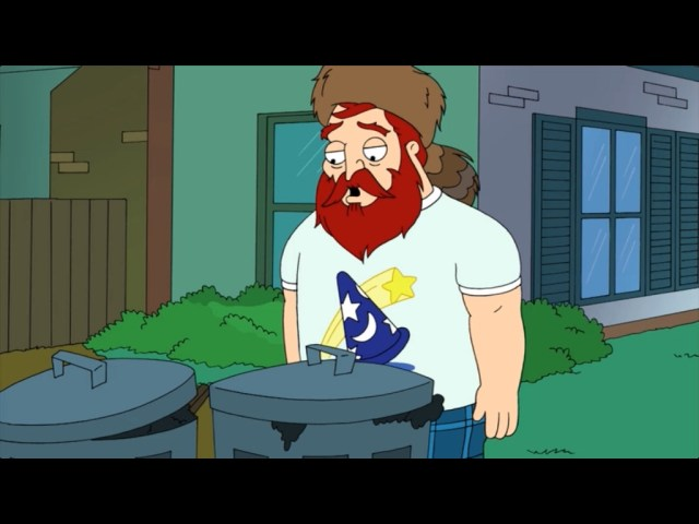 Buckle from American Dad