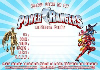 Power Rangers Downloads Childrens Entertainer Parties Surrey Berkshire Hampshire Treasure Box Parties Supplies Kids Party Games Ideas
