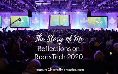 The Story of Me: Reflections on RootsTech 2020 (SLC)