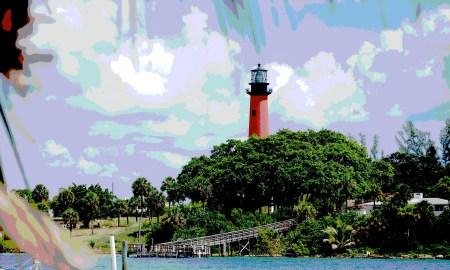 Jupiter Inlet Lighthouse and Museum Spring 2017