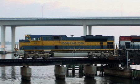 Bridge tender could soon be hired to work the FEC Railway Bridge