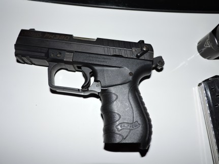 PSL Police arrest Fort Pierce man for shooting his gun into the air.