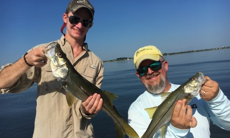 Captain Charlies Fish Tales: South Indian RIver Lagoon