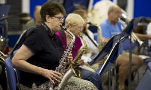 PStuart Community Concert Band to Perform at Kane Center