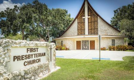 FIRST PRESBYTERIAN CHURCH OF STUART TO CELEBRATE 90TH ANNIVERSARY