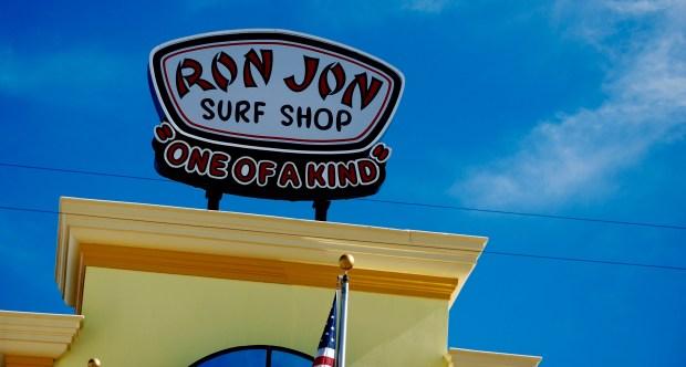 Ron Jon's Surf Shop Photo: Cyndi Lenz
