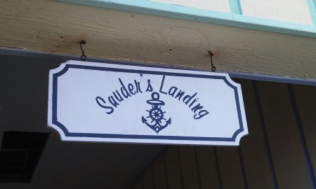 Sauder's Landing seems like a new old friend
