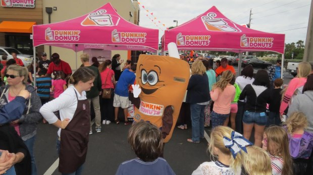 Coffee & Donuts on the Beach? Dunkin' Opens First Beach Location Since 1983