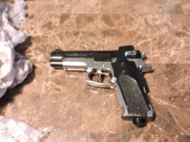 the bb gun