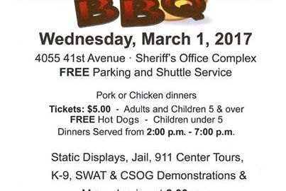 IRCSO hosts 23rd Annual Florida Sheriff's Youth Ranches BBQ