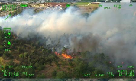 Martin County Feb Fire Update