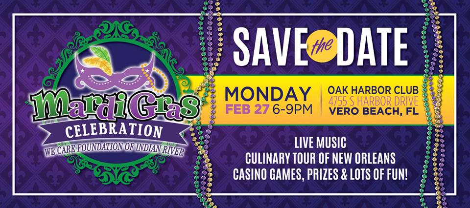 Limited Tickets Remain for We Care Mardi Gras Celebration