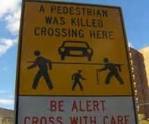 Florida second highest in Pedestrian Deaths
