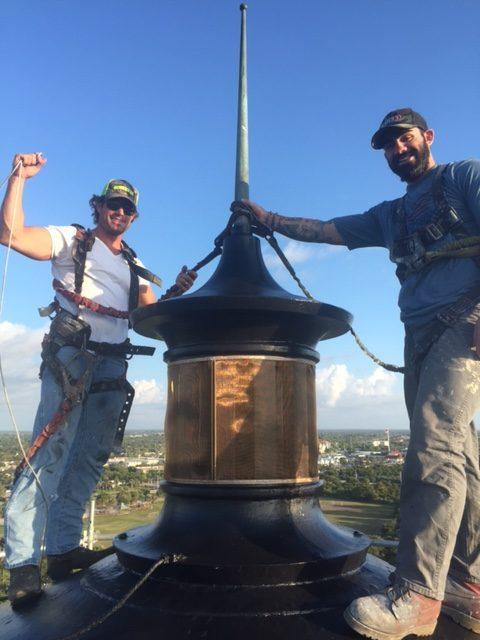 Jupiter Inlet Lighthouse Restoration Complete. Reopens with Re-Lighting Celebration