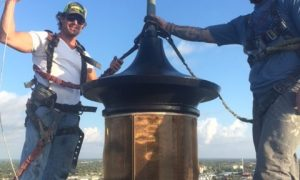 Jupiter Inlet Lighthouse Restoration Complete. Reopens with Re-Lighting Celebration