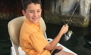 Captain Charlie's Fish Tales 6/22